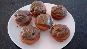 Cupcakes de cenoura 2