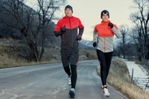 exercício frio