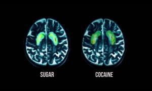 açúcar cocaína